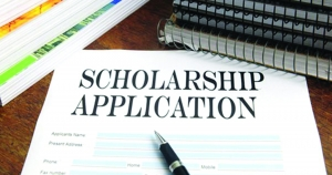 How to write a personal statement for a scholarship application.